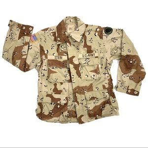 U.S. Army Gulf War Desert Camouflage Jacket